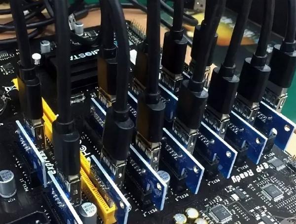 Mining motherboard 6 gpu
